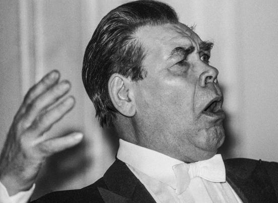 Скончался один изсамых прославленных басов двадцатого века Александр Ведерников