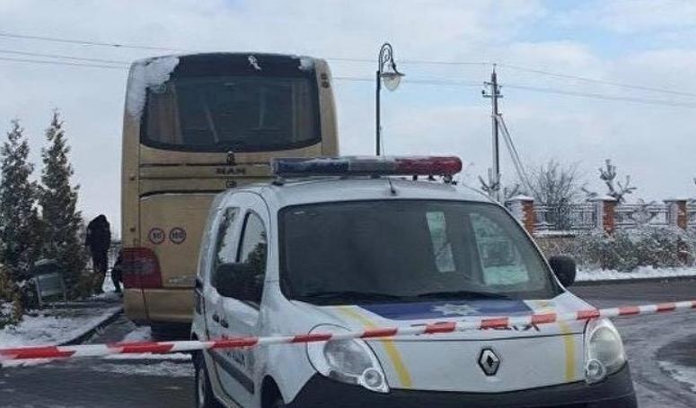 ВМИД Украины назвали провокацией подрыв польского автобуса под Львовом