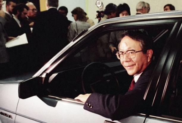 Бывший президент Toyota умер отпневмонии