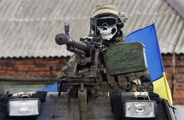Украинские военные в зоне АТО обидели российского генерала