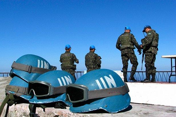 Военный разгромил миф о миротворцах в Донбассе