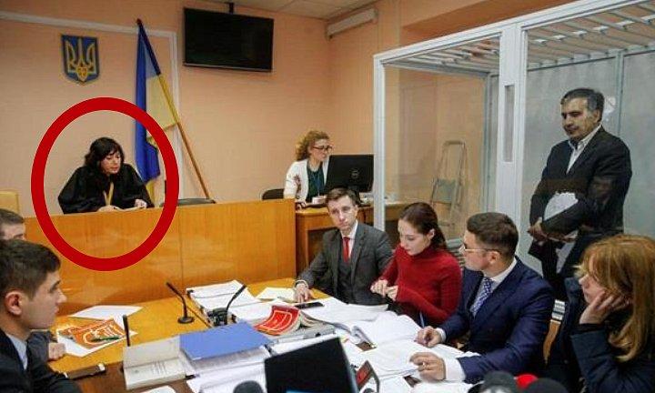 Жалобы насудью Цокол несвязаны сделом Саакашвили— ВСП