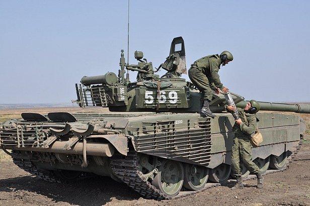 Россия начала выводить часть вооружения с Донбасса