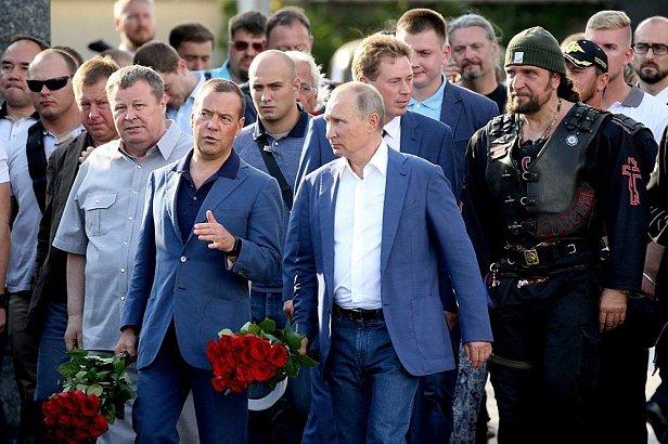 Путин заявил, что оккупация Севастополя является «восстановлением исторической справедливости»