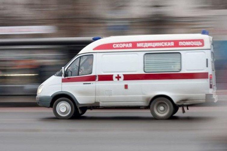 Появилось видео, как вОдессе вспыхнул трамвай спассажирами