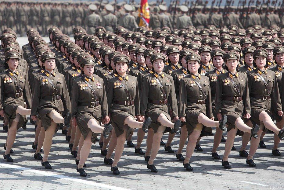 Сеул иПхеньян согласились снеобходимостью переговоров ввоенной сфере