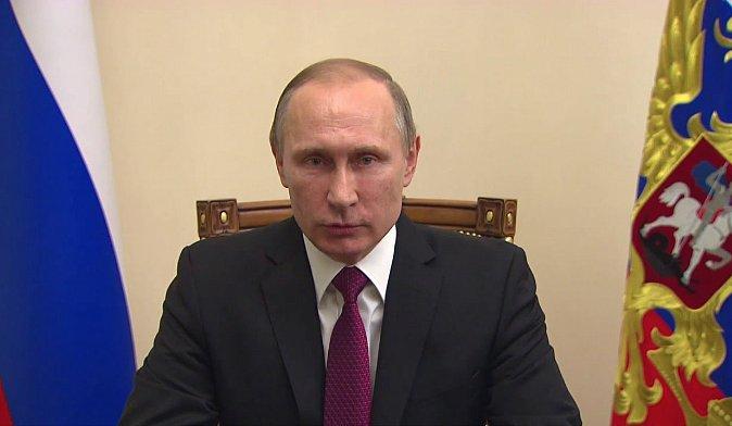 ФСБ относительно недавно пресекла попытку теракта в северной столице — Путин