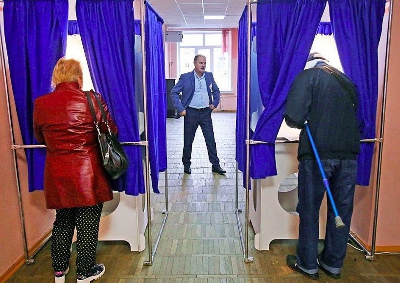 Поддержка Владимира Путина вСевастополе составила неменее 90%