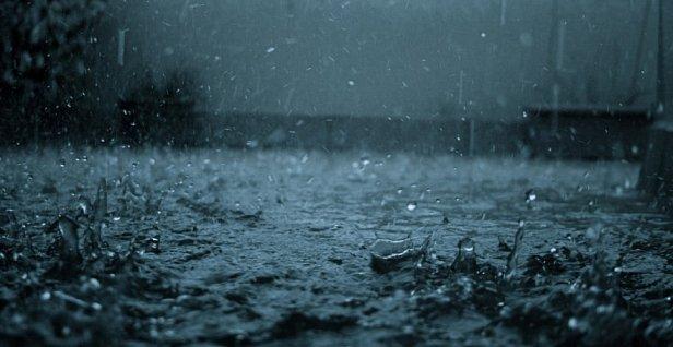 В Украине дождь