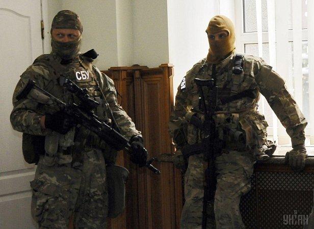 СБУ предотвратила провокационную акцию спецслужб России в Киеве