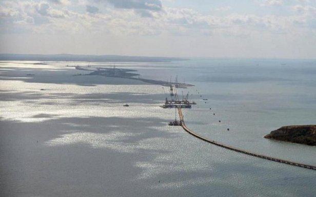 Нідерланди втрутилися в будівництво моста Путіна
