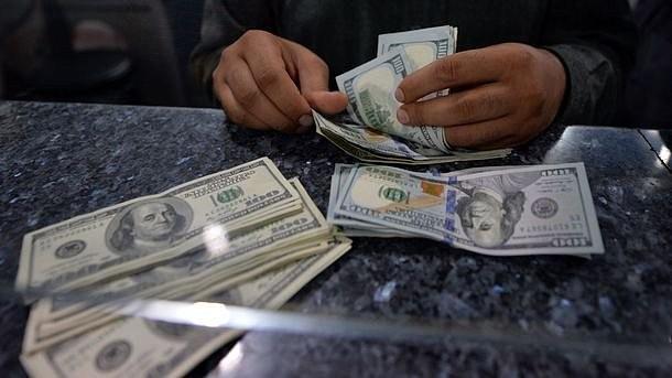 В Украине снова взлетел курс доллара