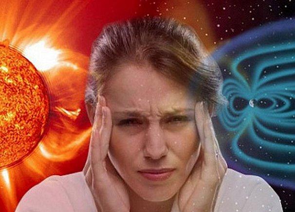 Из-за сильной вспышки наСолнце Землю накроет магнитная буря: названы даты