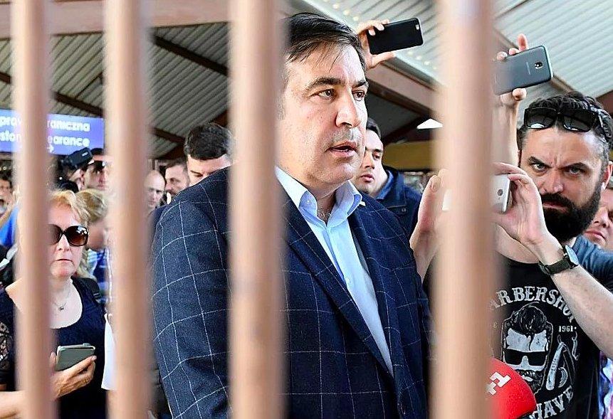 ВМинске тайно обсуждается экстрадиция Саакашвили вГрузию