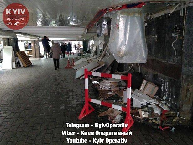 """Киев без МАФов: """"зачистка"""" Майдана попала на видео"""