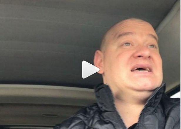 Евгений Кошевой записал видеообращение к украинцам (видео)