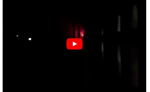 """На ходу загорелся поезд """"Николаев-Киев"""" (видео)"""