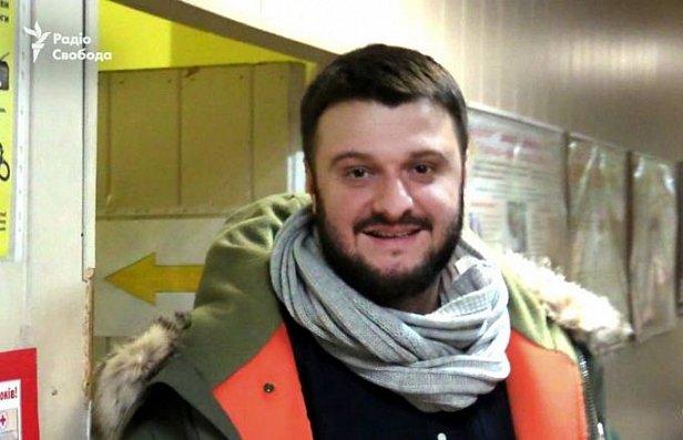 СРОЧНО: Сын Авакова, находясь в больнице, прокомментировал свое задержание