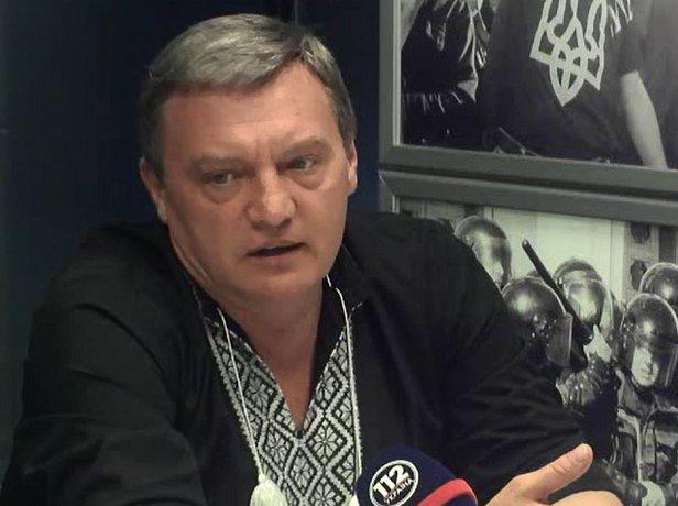 Грымчак назвал число российских военных на границе с Украиной и в ОРДЛО