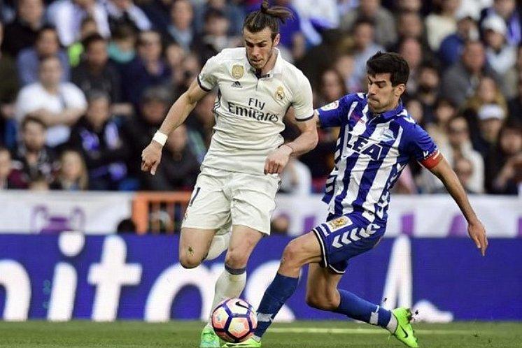 «Реал» разгромил «Алавес», уРоналду— дубль