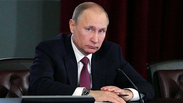 У Путина прокомментировали приезд Плотницкого в Москву