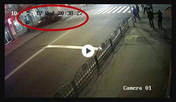 Появились кадры с камер наблюдения во время смертельного ДТП в Харькове