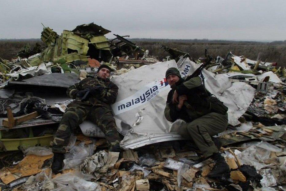 Киев неготов назвать подозреваемых поделу окрушении MH17