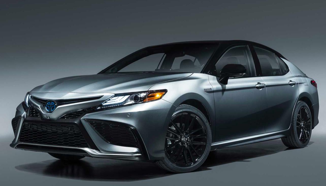 фото — новая Toyota