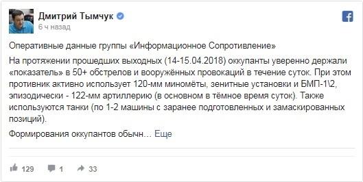 Ряды террористов ДНР «косит» смертельное заболевание