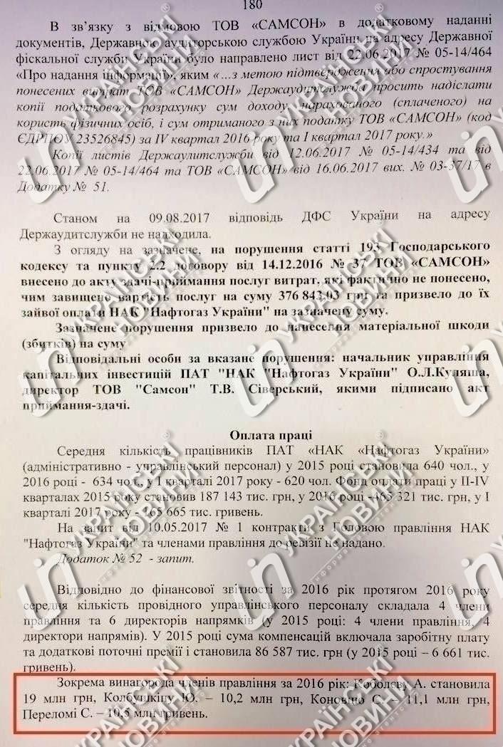 Коболев получает 9,5 тыс. гривен за каждый час на работе
