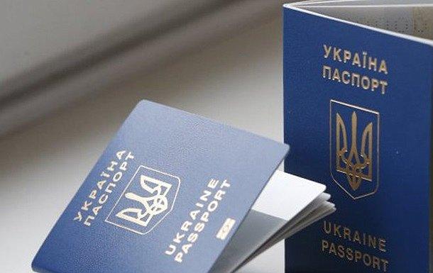 Украина определила Россию в рейтинге паспортов