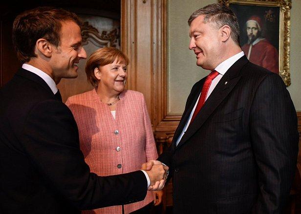 """Встреча в """"нормандском"""" формате без Путина: Меркель пообщалась с Кремлем"""