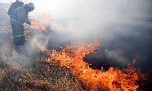 Фото — Пожар