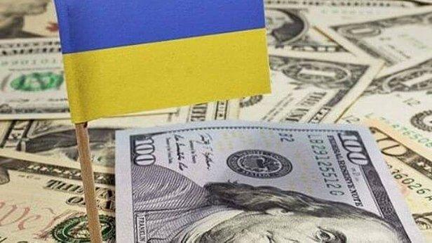 Фото — Госдолг Украины
