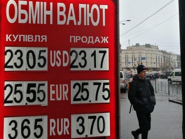 Фото — Курс валют 21 февраля