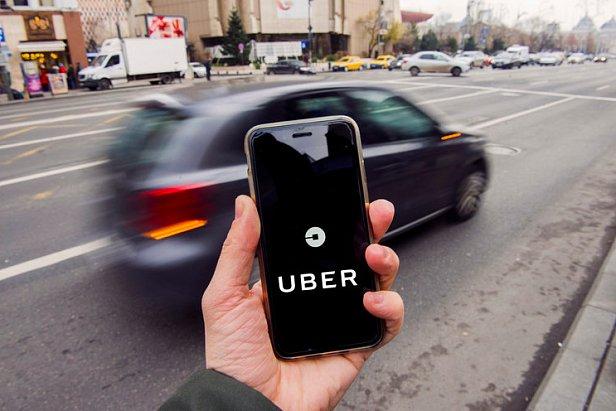 Акции Uber подешевели до минимального уровня