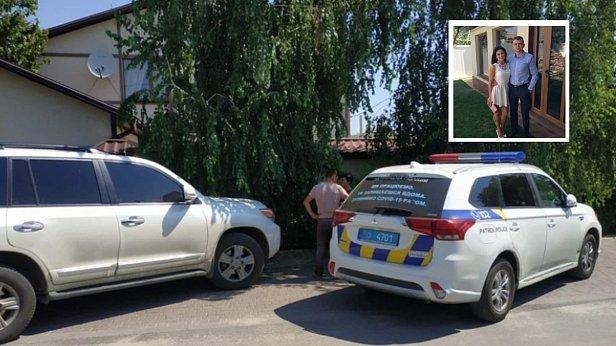 фото - убийство жены депутата в Николаеве / Кристина Ивануна