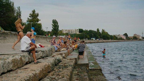 Российские туристы в шоке от туристического Крыма