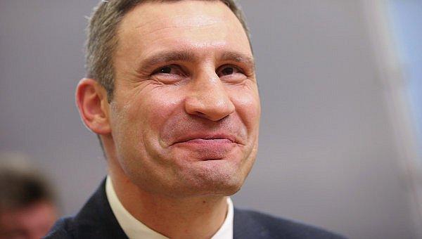 Избирком: Кличко лидирует после 83,5% обработки протоколов