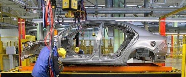 Автопроизводство в Украине удвоилось в феврале