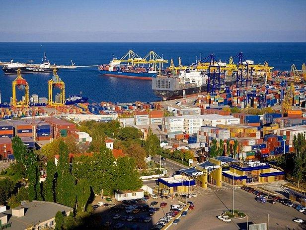Ильичевский морской порт