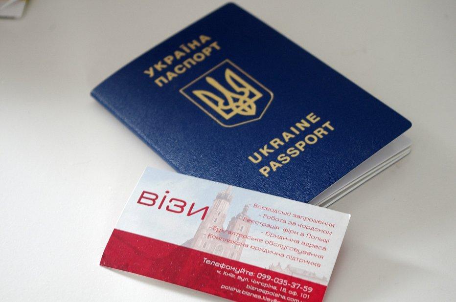 Украина введёт одноразовые электронные визы за $65