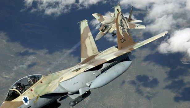 фото: Армия Израиля нанесла авиаудары по позициям ХАМАС в секторе Газа