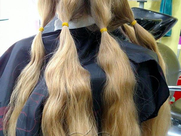 Как выгодно продать свои волосы