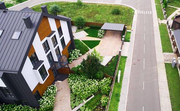 Коттеджные дома QDRO – terraced house для эстетов и ценителей ежедневного комфорта