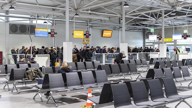 Фото — Аэропорт Берлина