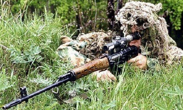 Под Мариуполем снайпер убил украинского солдата