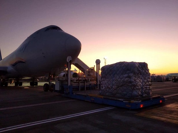 Фото — Boeing 747