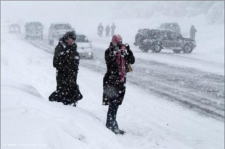 В Украину идет активный циклон: где и когда ухудшится погода