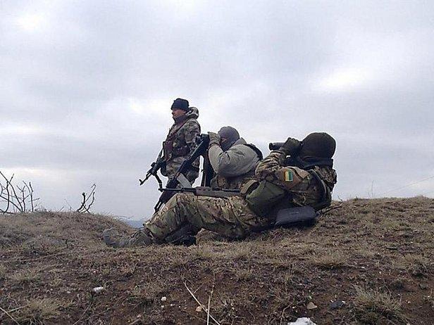 За день в Донбасс боевики обстреляли позиции ВСУ 33 раза, потерь нет